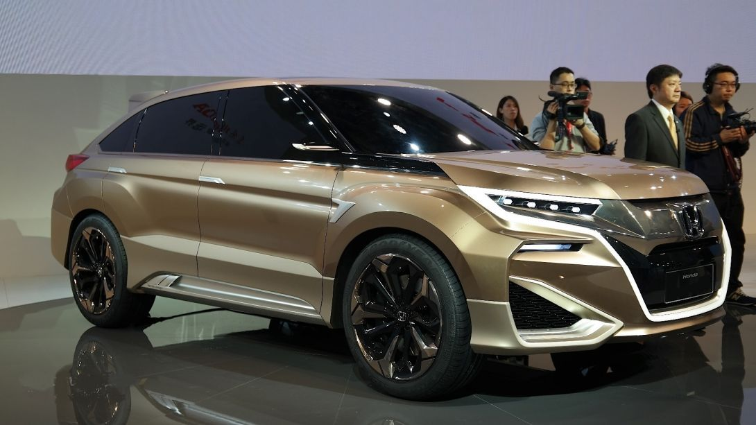 2019 Honda Crosstour Is Coming Back >> Pin On New Car Announcements