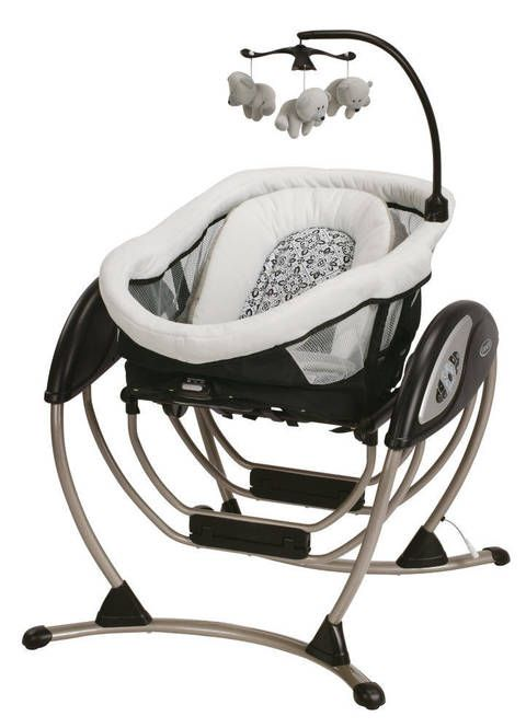 Graco DreamGlider Gliding Seat Sleeper