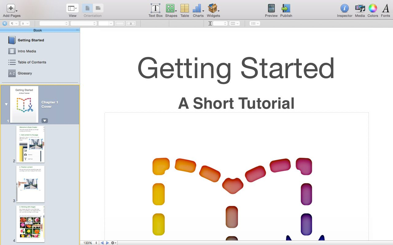 Apple released an update to iBooks Author that allows you to import ...