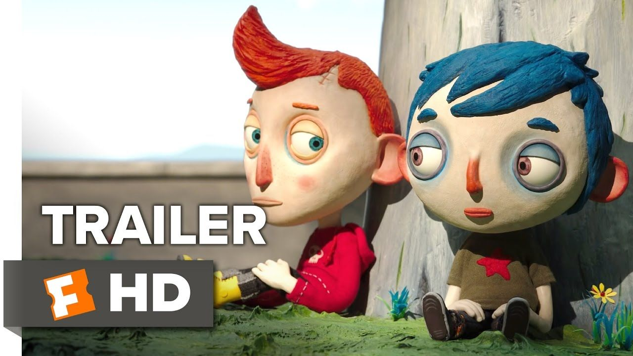 My Life as a Zucchini Official Trailer 1 (2017) - Gaspard Schlatter Movie
