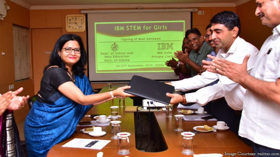 IBM Signs MoU with Orissa Government to Introduce STEM for