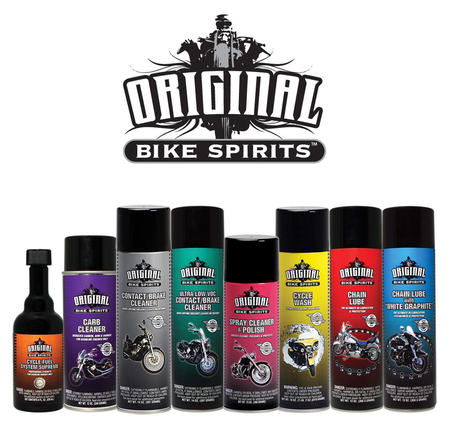 Original Bike Spirits by Zep Inc. Announces Western Power