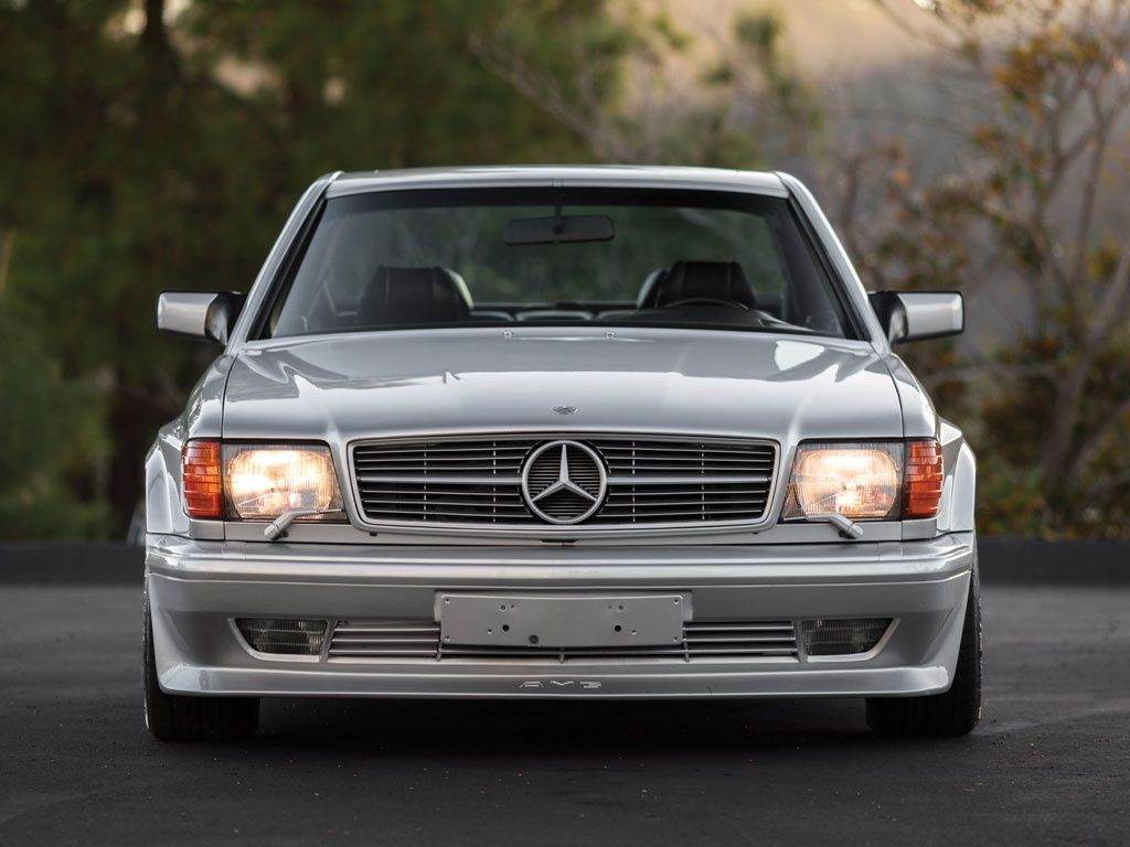 1989 mercedes benz s class 560 sec 6 0 amg 39 wide body for Mercedes benz 560 sec amg for sale
