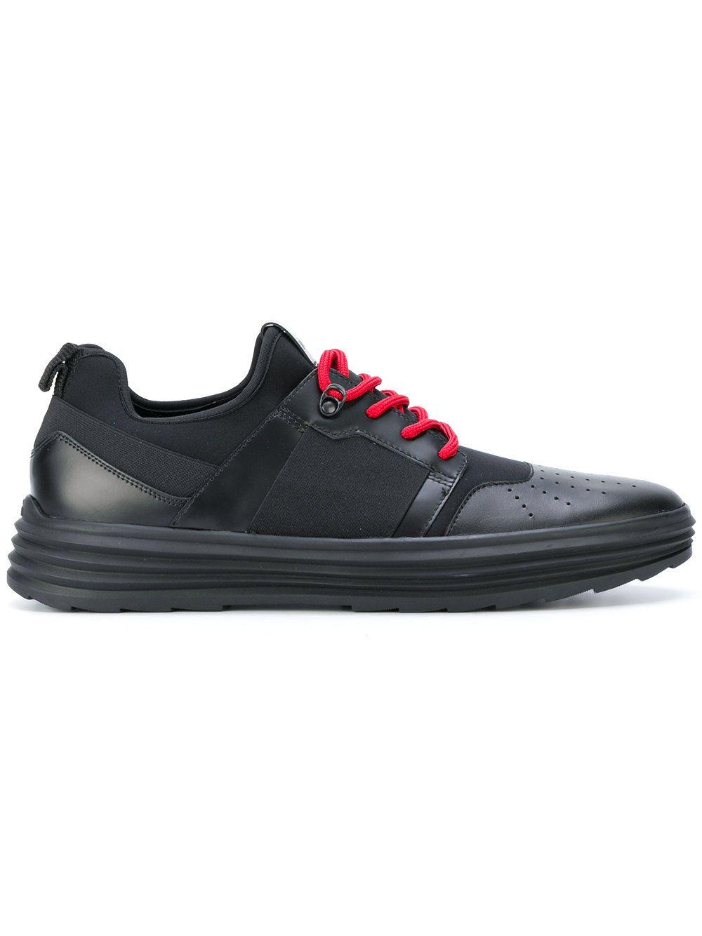 Hogan Lace Up Sneakers Sepatu Pria