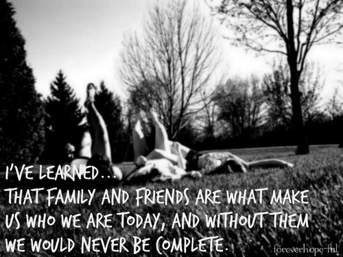 Life Without Family Quotes by @quotesgram