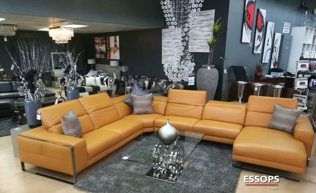 Jazz Up Your Monday With Our Domino Corner Lounge Suite View Our Range Online Http Www Essops Co Za Essopshome Lounge Suites Home Decor Home