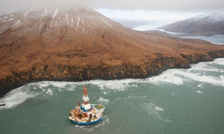 Shell's plans in Arctic at risk as Obama advisers call for halt to oil exploration.   After several equipment failures and safety and environmental lapses, Shell's drilling plans now under review