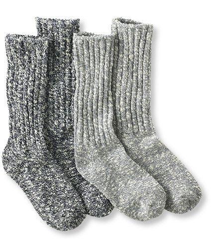 Cotton Ragg Camp Socks Two Pack Socks Free Shipping At L L Bean Camp Socks Wool Socks Mens Socks