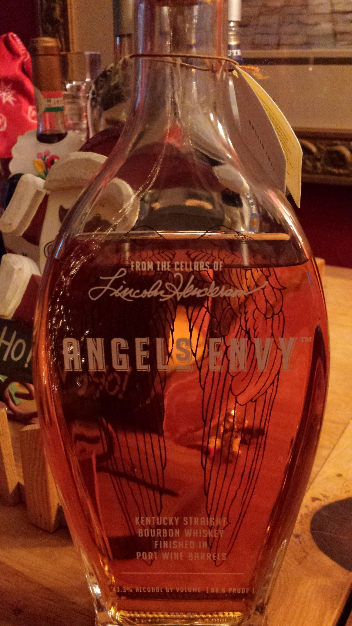 Angel S Envy Is Bourbon Aged In Port Casks Still Legally Bourbon Bourbon Port Wine Cask