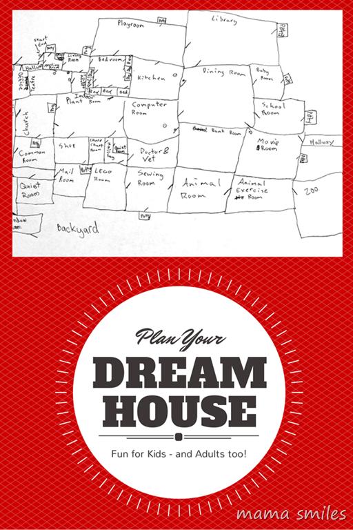 Creative Fun For Kids Design Your Dream House