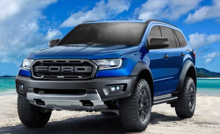 2020 Ford Everest Raptor Release Date Changes Interior Price