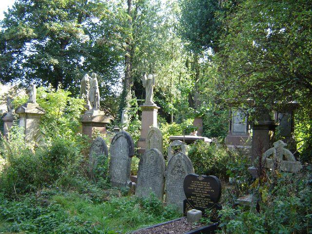 Abney Park Cemetery Stoke Newington Cemetery Cemeteries Park