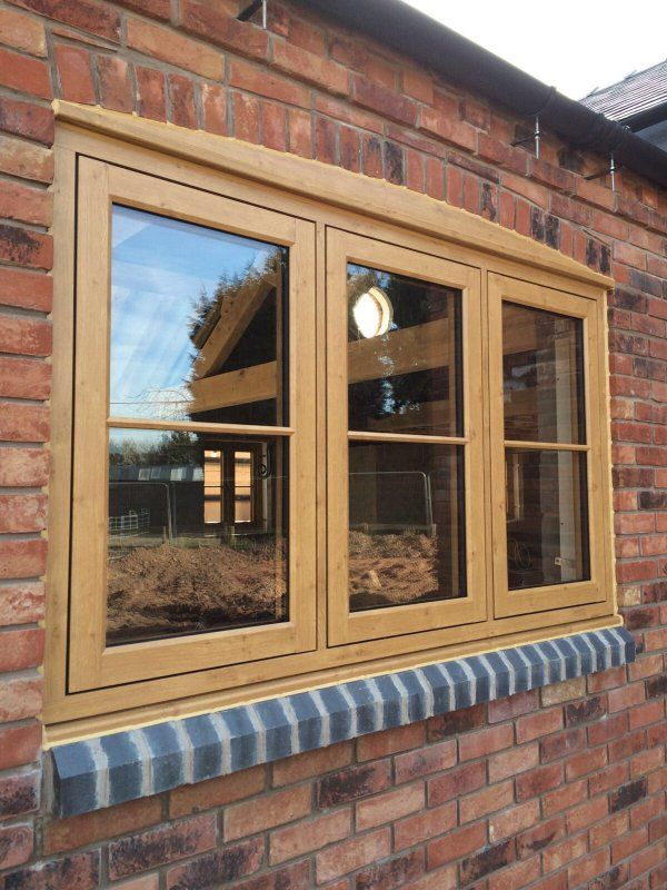 Irish Oak Residence 9 Window By Advanced Windows Window