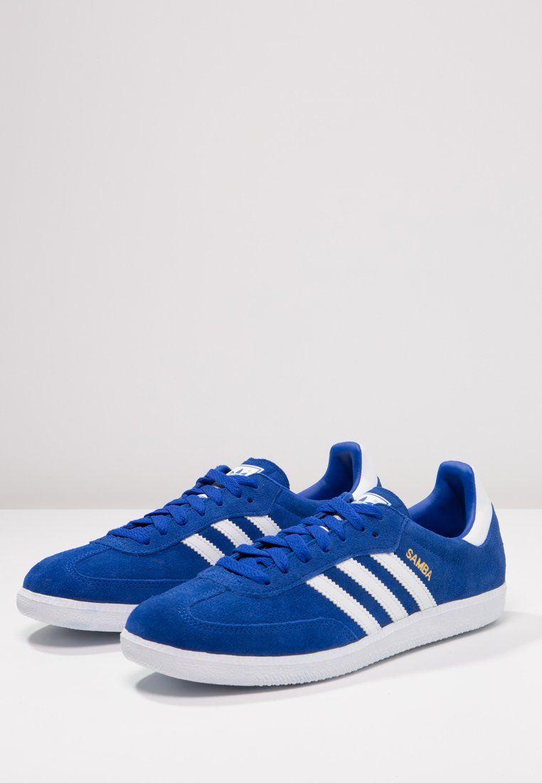 bold Originals bluewhitegold SAMBA Sneaker adidas cluF3JTK1