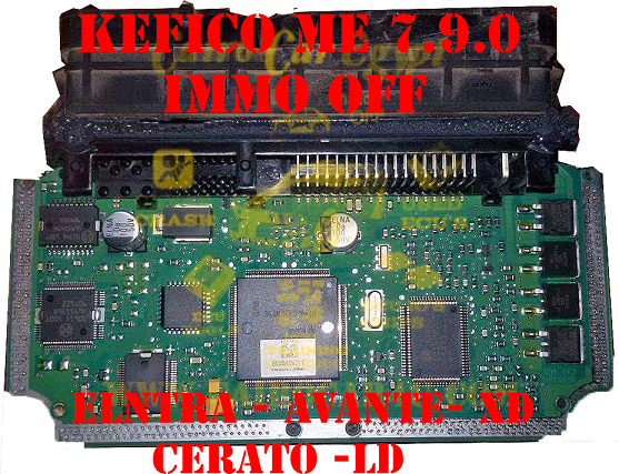 Pin On Hyundai Elantra Avante Xd With Kefico M 7 9 0 Immo Off Firmware