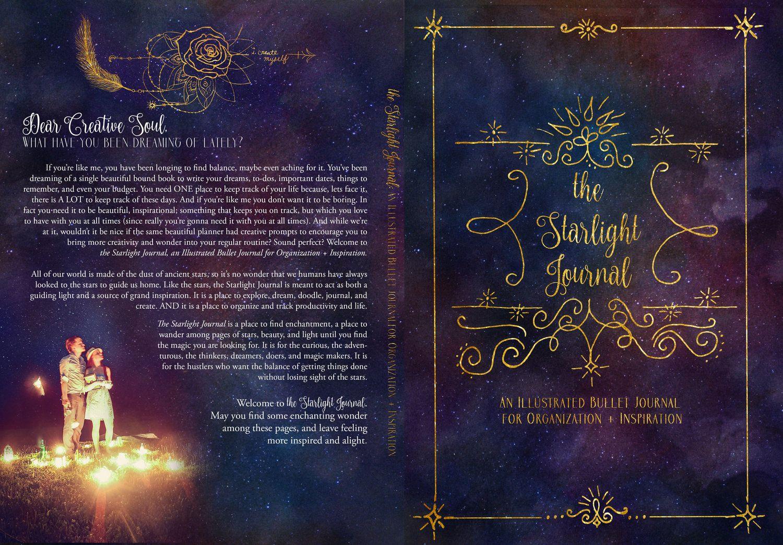 Starlight Journal Cover Jpg Organization Inspiration Inspiration Creative
