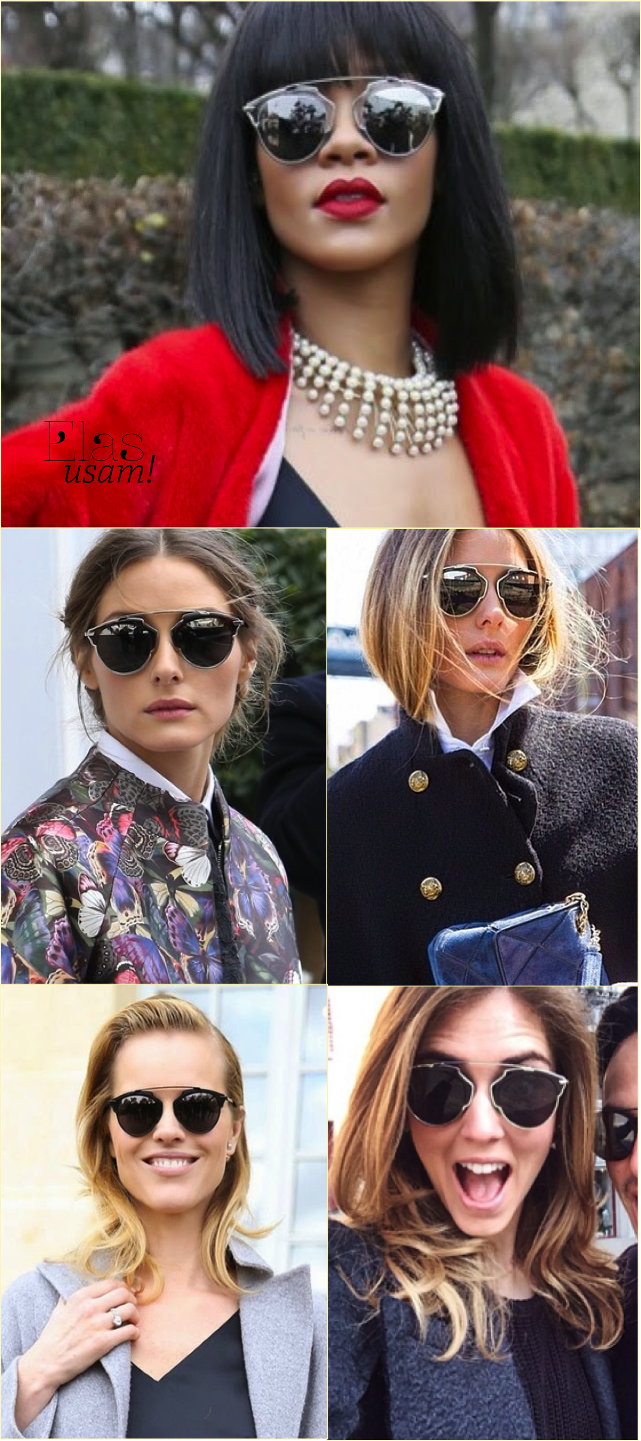 2019 year for women- Obsession celebrity dior so real sunglasses