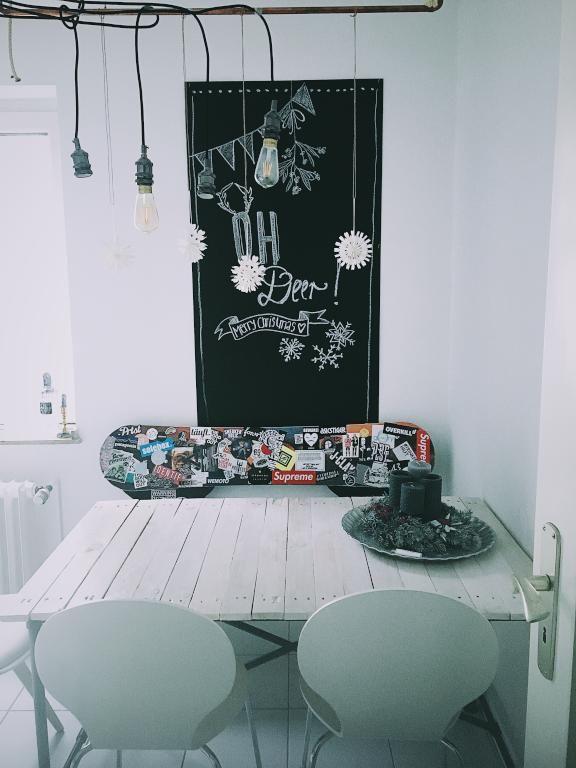 Schöner Essbereich in der Küche #Esszimmer #Einrichtung #Esstisch - küche mit esszimmer