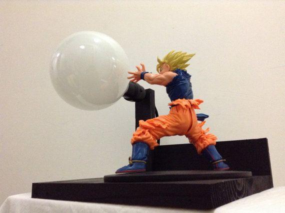 Kamehameha Dragon Ball Z Lamps Lampara Goku Dragones Genkidama