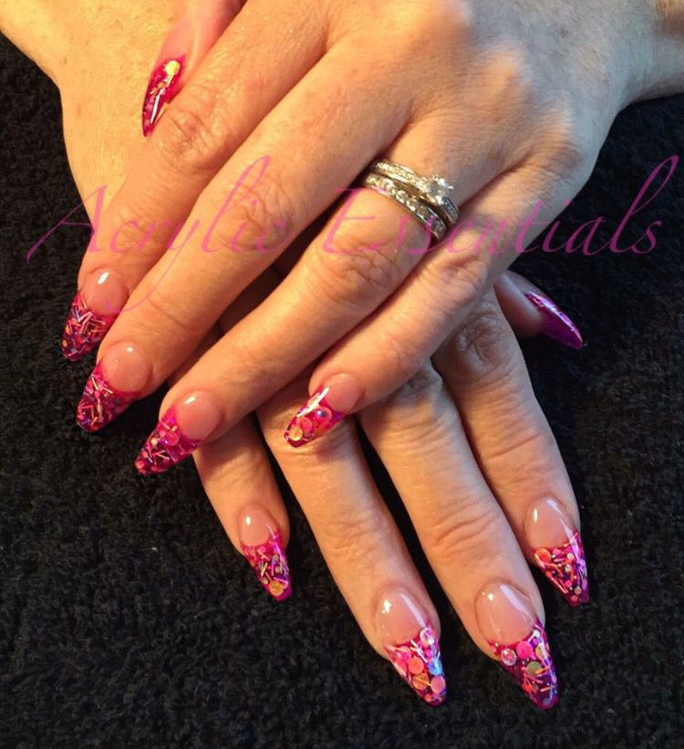Pin by Acrylic Essentials on Acrylic Nail extensions by acrylic ...