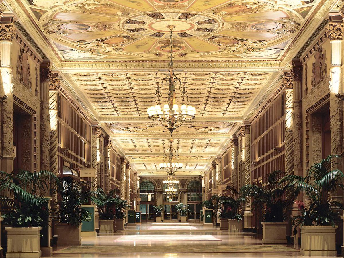 Biltmore Hotel Los Angeles Los Angeles Hotels Los Angeles Historic Hotels
