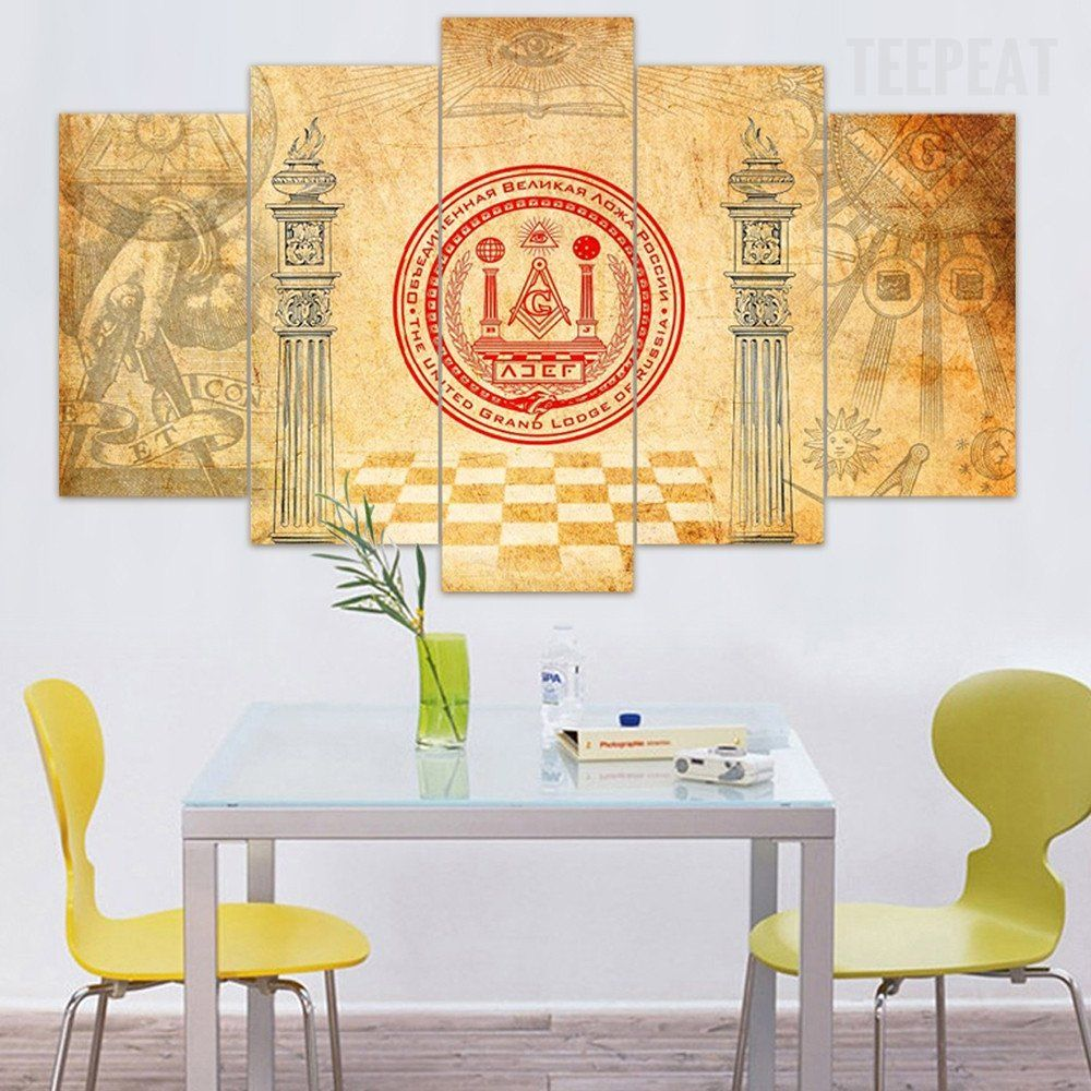 Unique Lodge Wall Art Gift - All About Wallart - adelgazare.info