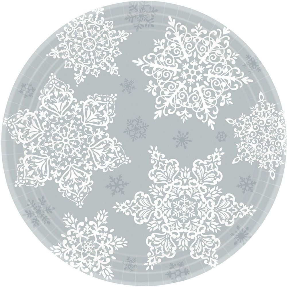 Shining Season Lunch Plates 60ct Image #1 in 2019 | Plates ...