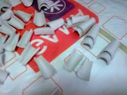 Resultado de imagen para tejas decoradas con pasta de modelar paso a paso