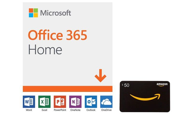 50 gift card with microsoft office 365 home 12