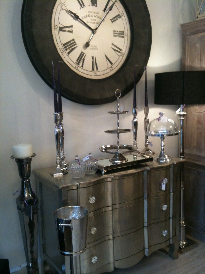 Extra Large Wall Clocks Part - 22: Extra Large Wall Clocks | Large Chester Clock Co. Pendulum Wall Clock