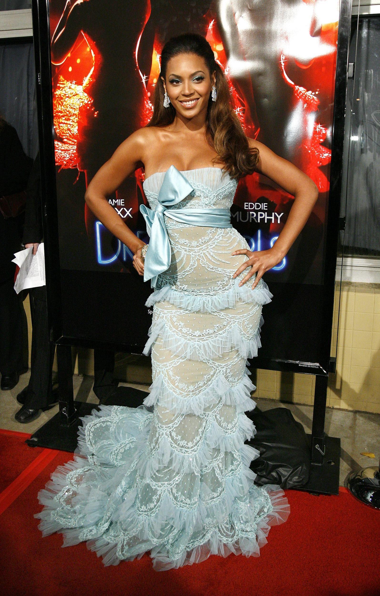 evening blue dress beyonce | DRESSED TO KILL! | Pinterest | Blue ...