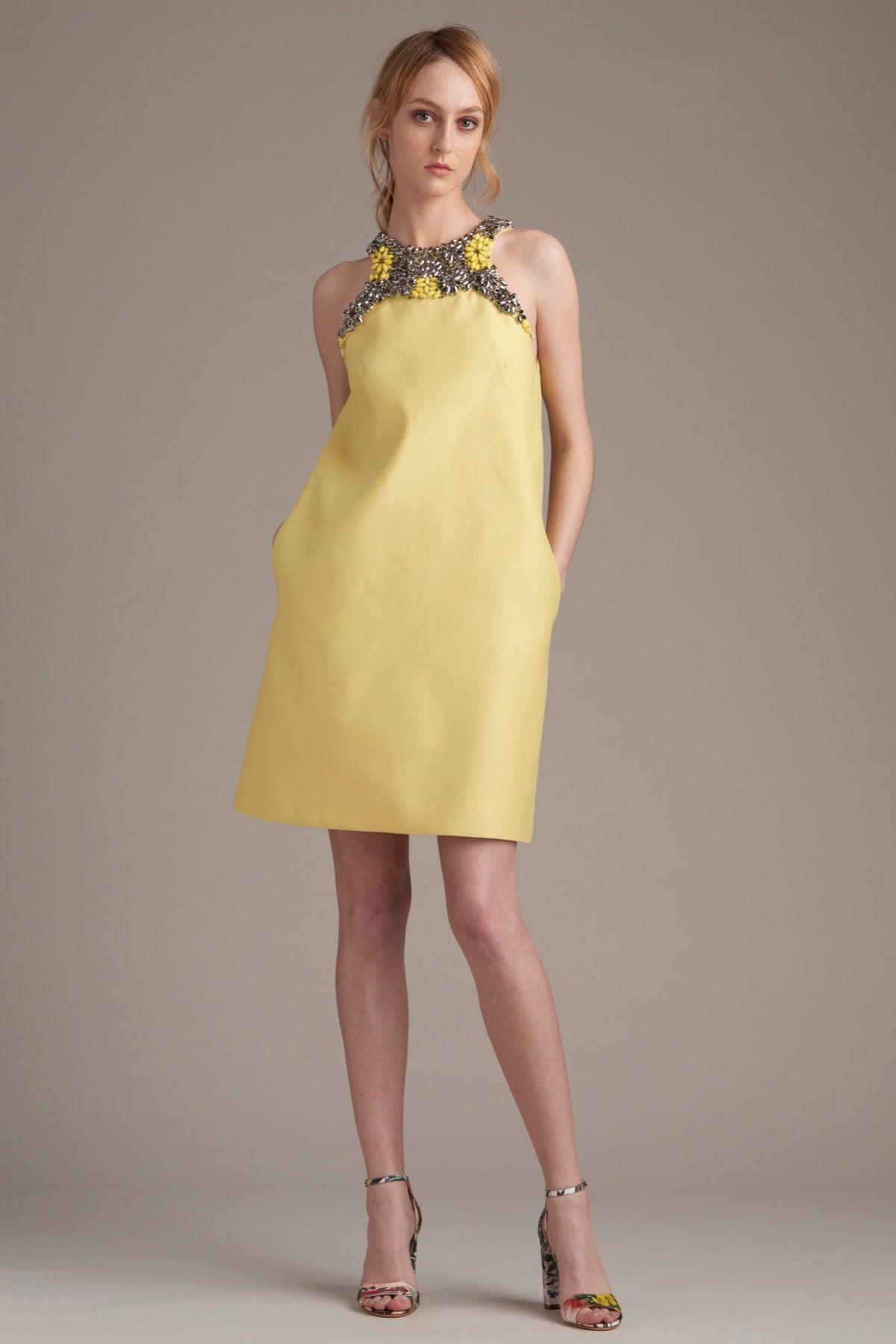 Monique Lhuillier Resort 2016 Fashion Show -   15 dress Coctel monique lhuillier ideas