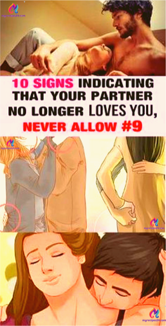 Your Partner No Longer Loves You-10 Signs Indicating That!!