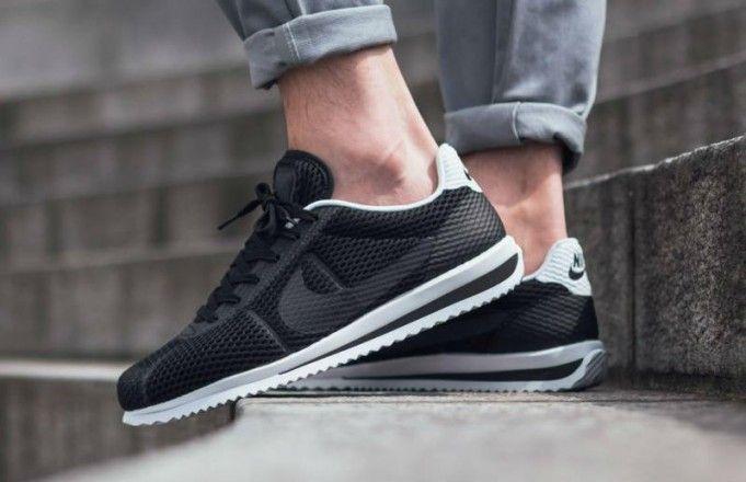 portón Continuamente etc.  On-Feet Shots Of The Nike Cortez Ultra Breathe • KicksOnFire.com | Sneakers  men fashion, Nike cortez, Nike cortez outfit