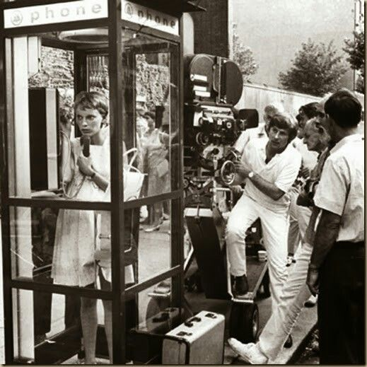 Poca privacidad le dio Roman Polanski a Mia Farrow en el rodaje de La semilla del diablo (1968)