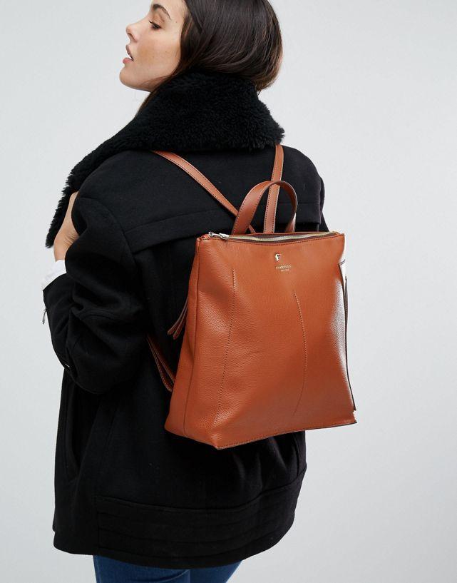 Fiorelli Finley Casual Zip Top Backpack