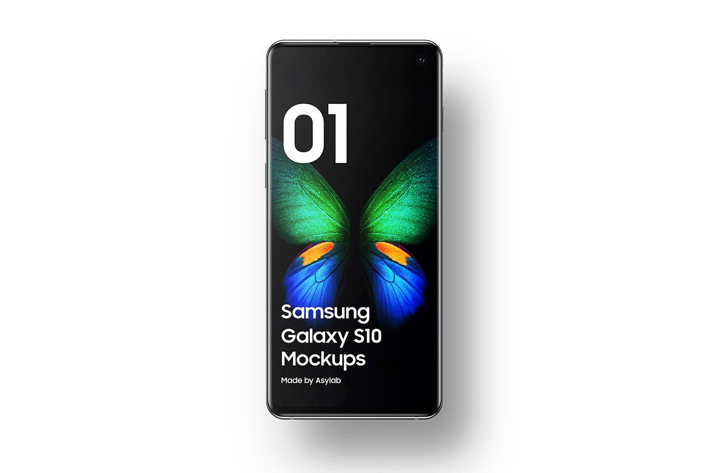 Check out my behance project samsung galaxy s10 42