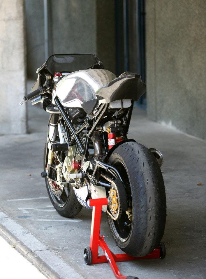 Radical Ducati Wildcat