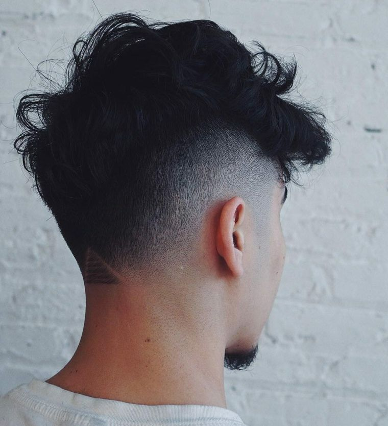Peinados modernos hombre las tendencias para el 2017 hair and beauty fade haircut styles - Peinados modernos de hombre ...