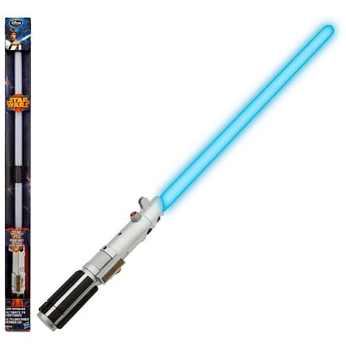 Ultimate Fx Lightsaber Luke Skywalker Anh Blue Toys And Posters Muurstickers