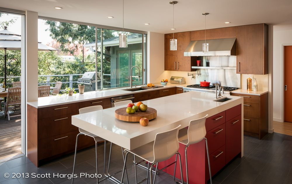Best Mid Century Modern Kitchen Upgraded By Building Lab Mid 400 x 300
