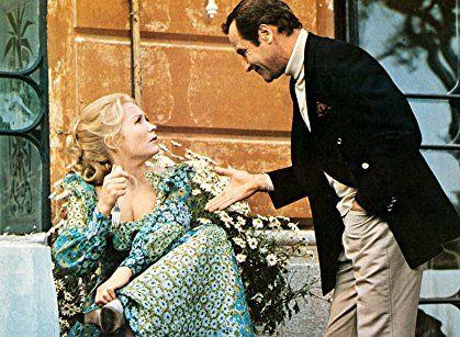 Jack Lemmon and Juliet Mills, Avanti, 1972