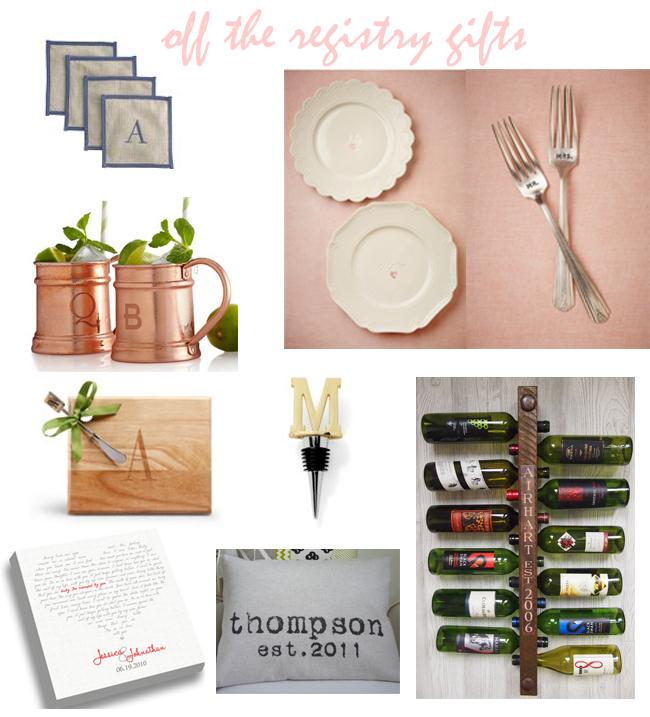 Wedding Wednesday Gift registry, Gifts, Registry