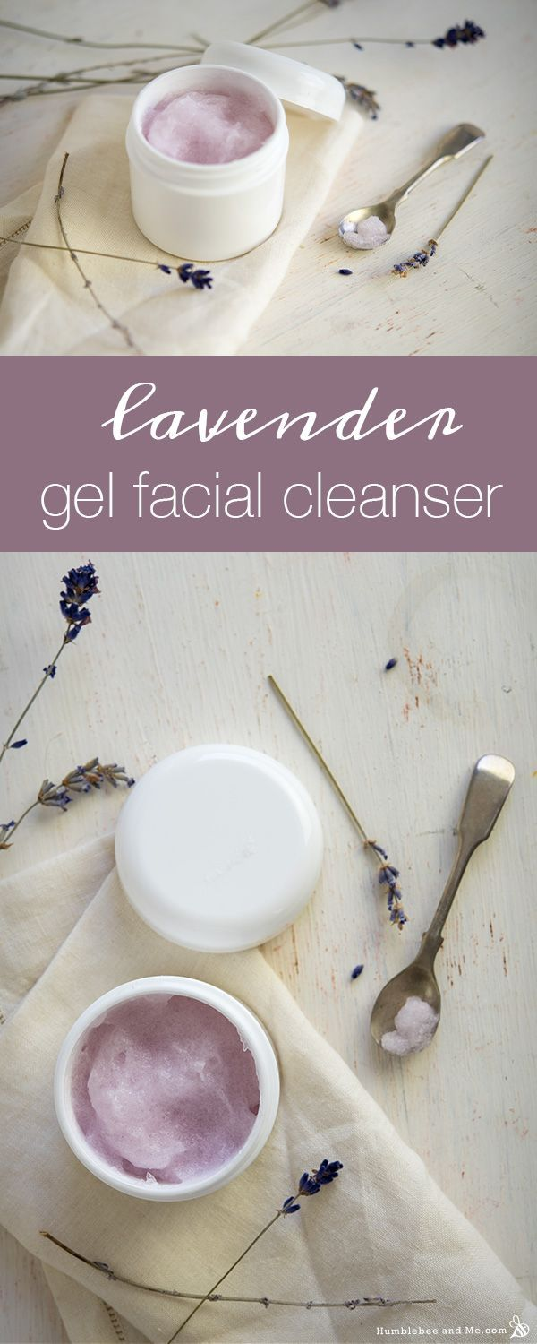 Gel Facial Cleanser This fun, softly purple Lavender Gel Facial Cleanser is another thing I've devised as part of my Formula Botanica coursework. It's a wobbly, silky semi-solid facial cleansing experience that I probably find entirely too amusing It's simple to make (no … Continue reading →This fun, softly purple Lavender...