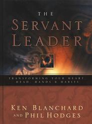 Ken blanchard servant leadership book