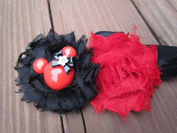 Little Miss Classic Minnie by LittleMissRichs on Etsy, $8.00