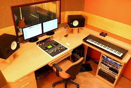 Estúdio de gravação - São Paulo
