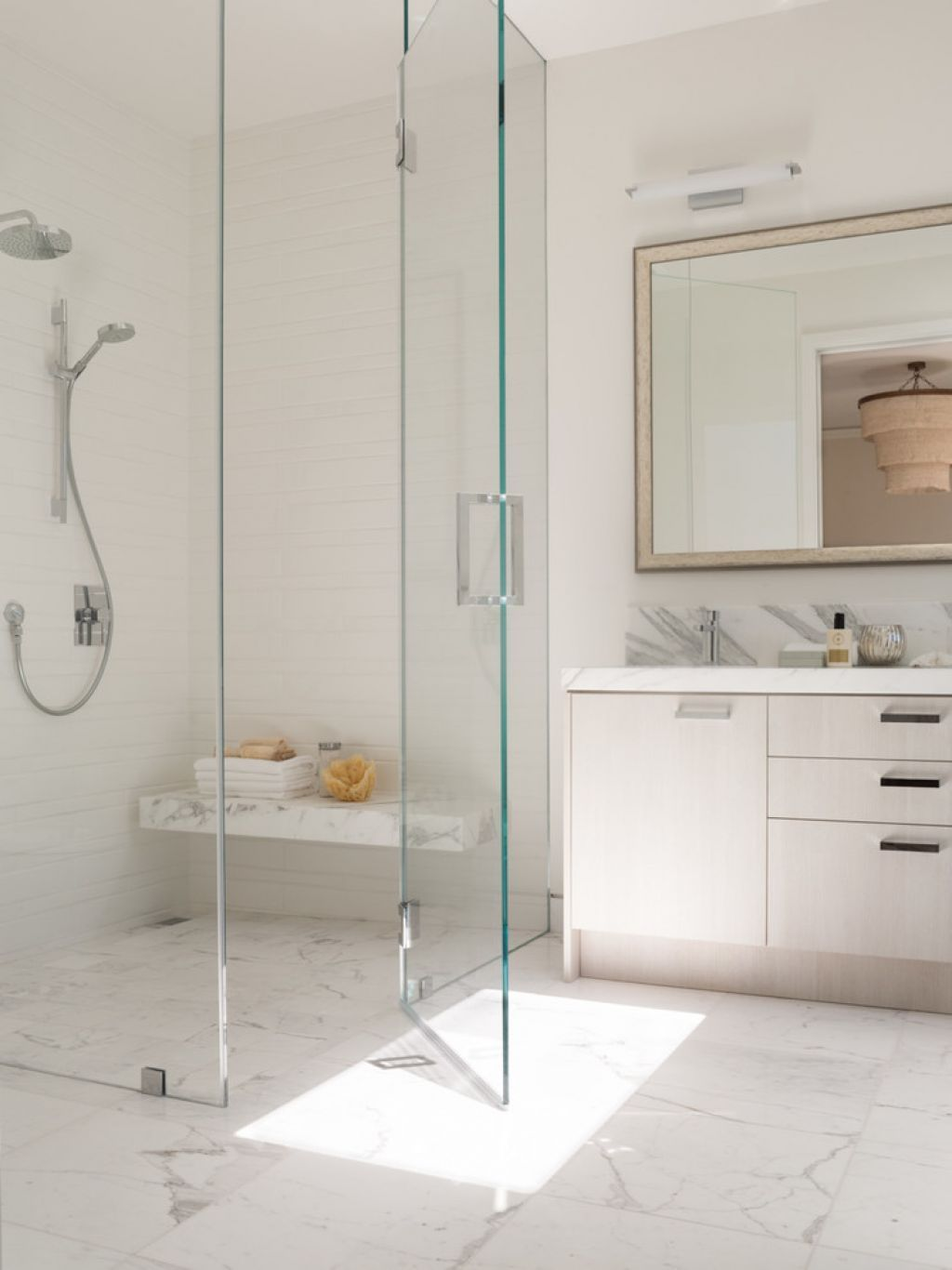 Bathroom Shower Stalls With Seats | Ideas for the House | Pinterest ...