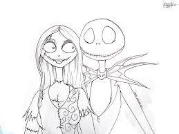 Resultado De Imagen Para Jack Skeleton Y Sally Dibujos Dibujos Dibujos Unicos Dibujos Detallados