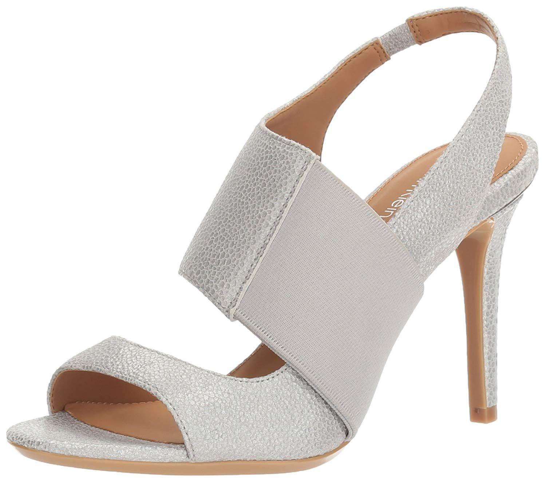 b6584c5333f7 Orbit01 Single Cut Platform Block Heel Dress Sandal